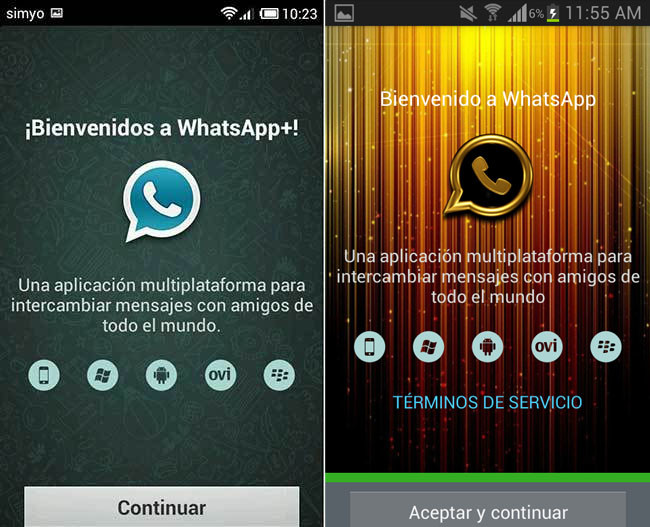 Whatsapp Gold Gratis