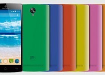 Colores de Easy Phone 5.5 HD